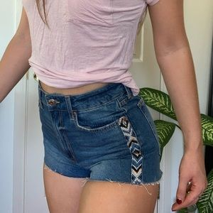 High waisted shorts Divided